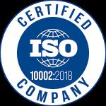 ISO 10002 Müşteri Memnuniyeti Standardı
